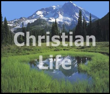 Christian Life mountain border